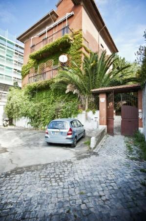 Appartamento in vendita a Roma, Trionfale-monte Mario, Con giardino, 110 mq