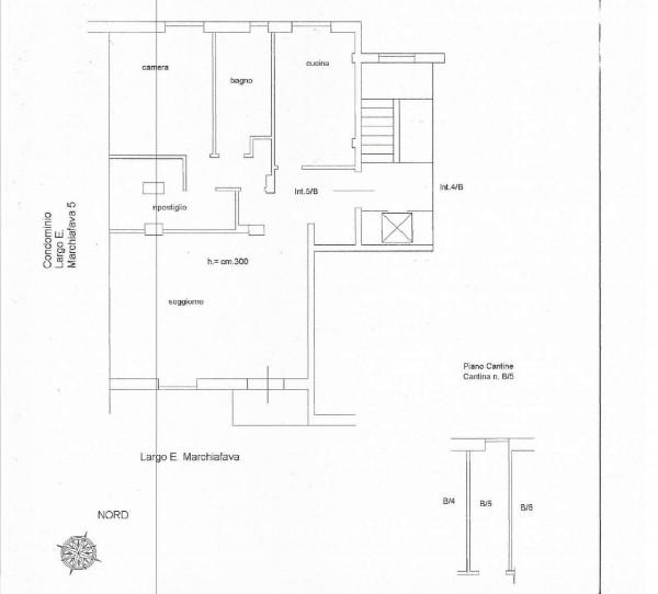 Appartamento in vendita a Roma, Piazza Bologna, 94 mq - Foto 2