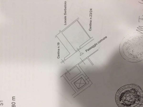 Appartamento in vendita a Roma, Piazza Bologna, Con giardino, 42 mq - Foto 4