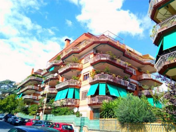 Appartamento in vendita a Roma, Talenti, Con giardino, 200 mq