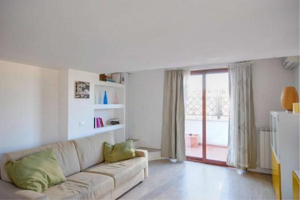 Appartamento in vendita a Roma, Ponte Milvio- Farnesina, 70 mq