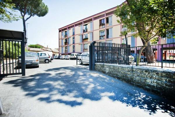 Appartamento in vendita a Roma, Tiburtina  Rebibbia, Con giardino, 110 mq