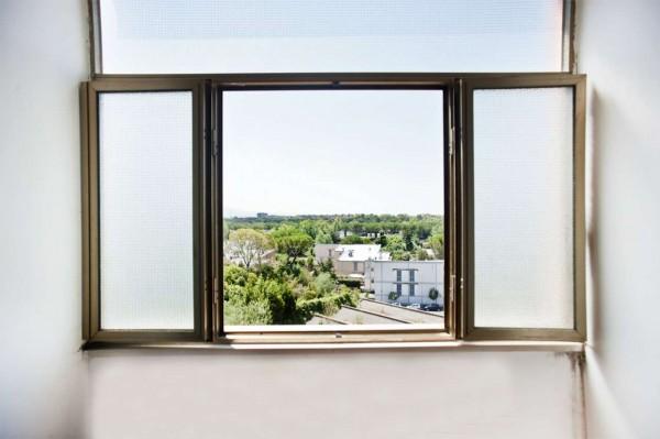 Appartamento in vendita a Roma, Tiburtina  Rebibbia, Con giardino, 110 mq - Foto 16