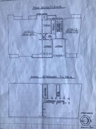 Appartamento in vendita a Pianezza, Centro, 85 mq - Foto 2