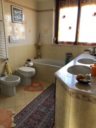 Appartamento in vendita a Pianezza, San Pancrazio, Con giardino, 140 mq - Foto 12