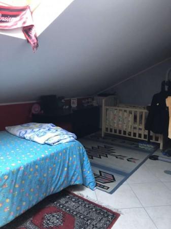 Appartamento in vendita a Pianezza, San Pancrazio, Con giardino, 140 mq - Foto 6