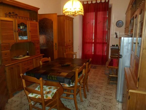Appartamento in vendita a Torino, Piazza Rebaudengo, Arredato, 130 mq - Foto 23