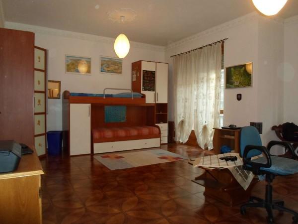 Appartamento in vendita a Torino, Piazza Rebaudengo, Arredato, 130 mq - Foto 14