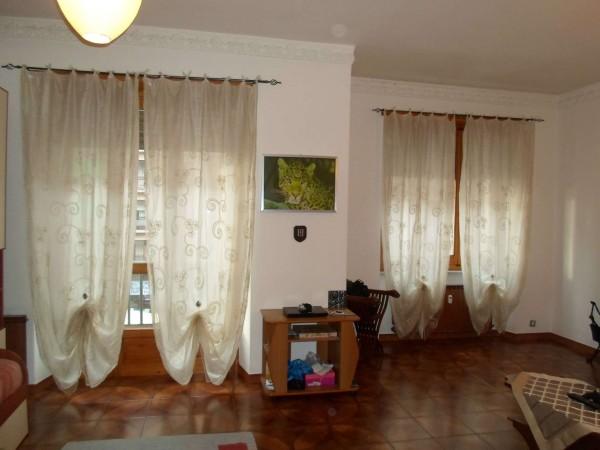 Appartamento in vendita a Torino, Piazza Rebaudengo, Arredato, 130 mq - Foto 13