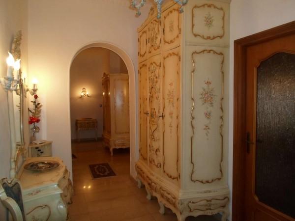 Appartamento in vendita a Torino, Piazza Rebaudengo, Arredato, 130 mq - Foto 7