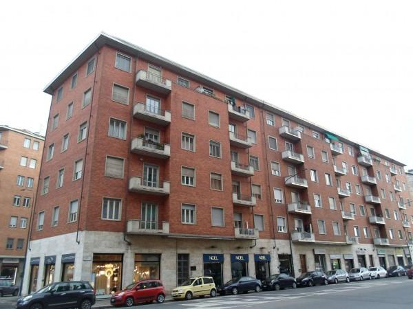 Appartamento in vendita a Torino, Piazza Rebaudengo, Arredato, 130 mq - Foto 1