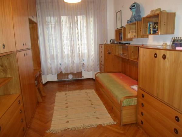 Appartamento in vendita a Torino, Piazza Rebaudengo, Arredato, 130 mq - Foto 17