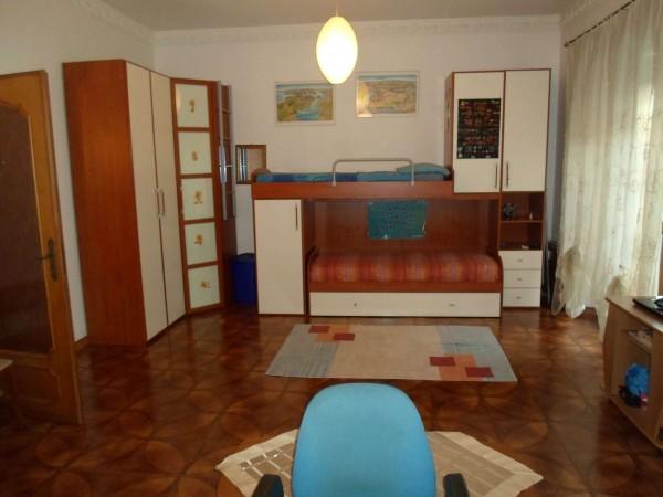 Appartamento in vendita a Torino, Piazza Rebaudengo, Arredato, 130 mq - Foto 15