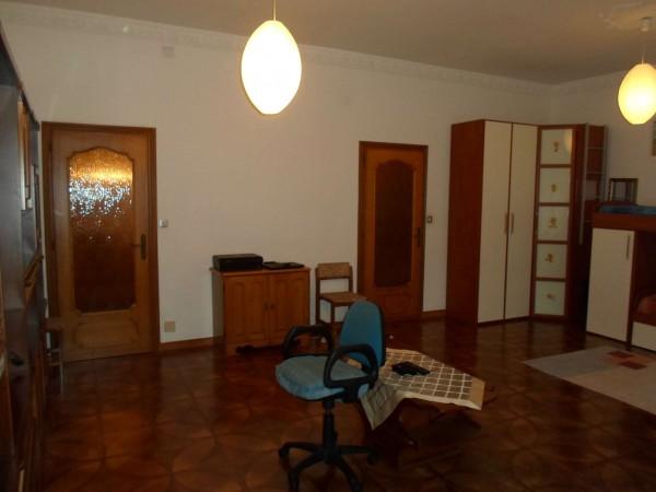 Appartamento in vendita a Torino, Piazza Rebaudengo, Arredato, 130 mq - Foto 12