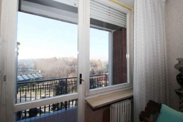 Appartamento in vendita a Torino, Rebaudengo, Con giardino, 65 mq - Foto 13