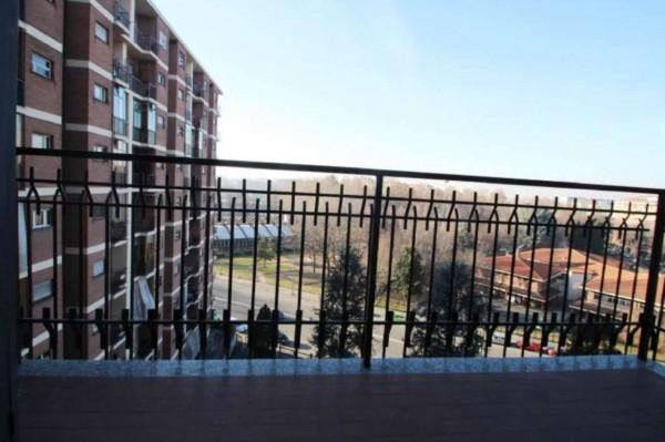 Appartamento in vendita a Torino, Rebaudengo, Con giardino, 65 mq - Foto 4
