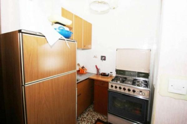 Appartamento in vendita a Torino, Rebaudengo, Con giardino, 65 mq - Foto 16