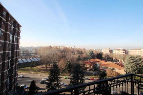 Appartamento in vendita a Torino, Rebaudengo, Con giardino, 65 mq - Foto 8