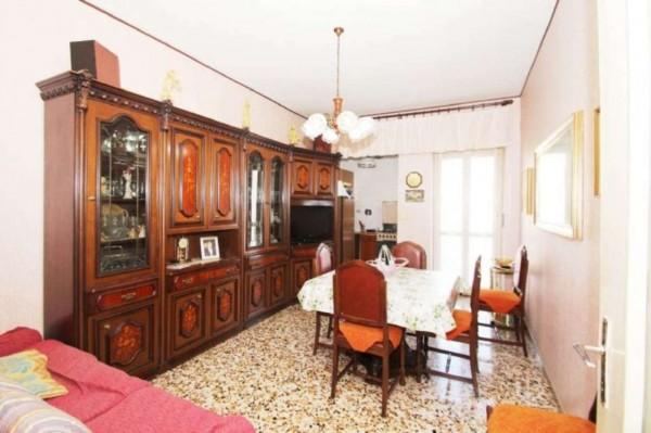 Appartamento in vendita a Torino, Rebaudengo, Con giardino, 65 mq - Foto 24