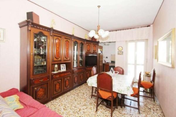 Appartamento in vendita a Torino, Rebaudengo, Con giardino, 65 mq - Foto 1