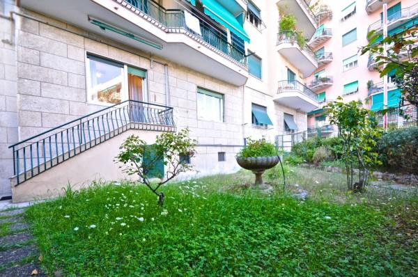 Appartamento in affitto a Genova, Arredato, con giardino, 75 mq - Foto 1