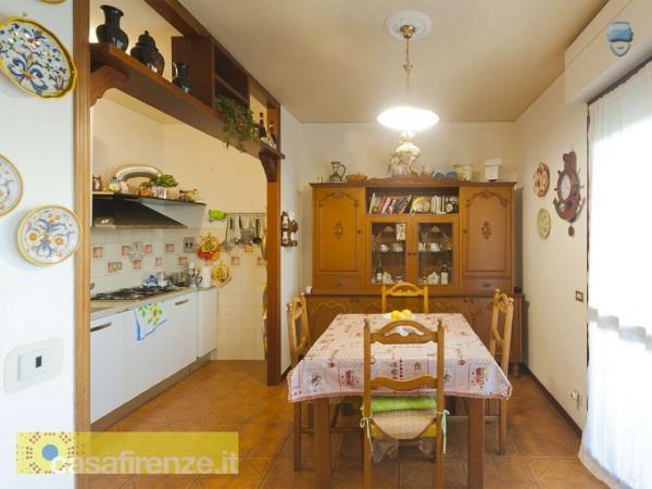 Appartamento in vendita a Impruneta, Con giardino, 100 mq - Foto 22