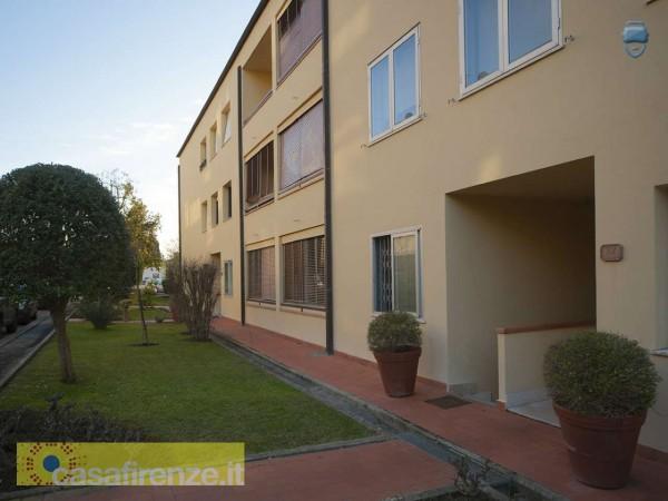 Appartamento in vendita a Impruneta, Con giardino, 100 mq