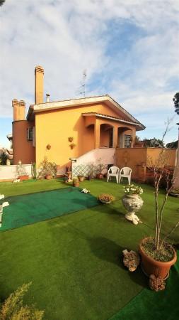 Appartamento in vendita a Roma, Divino Amore, Con giardino, 130 mq