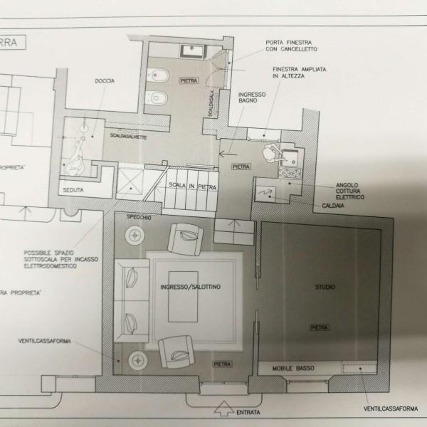 Appartamento in vendita a Venezia, Arredato, 100 mq - Foto 25