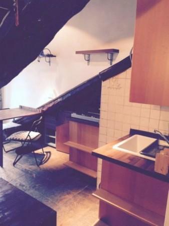 Appartamento in affitto a Torino, Vanchiglia, Arredato, con giardino, 25 mq - Foto 12