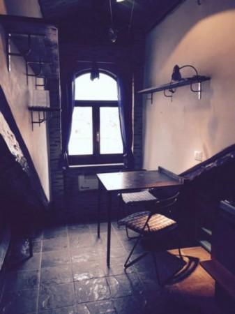 Appartamento in affitto a Torino, Vanchiglia, Arredato, con giardino, 25 mq - Foto 4