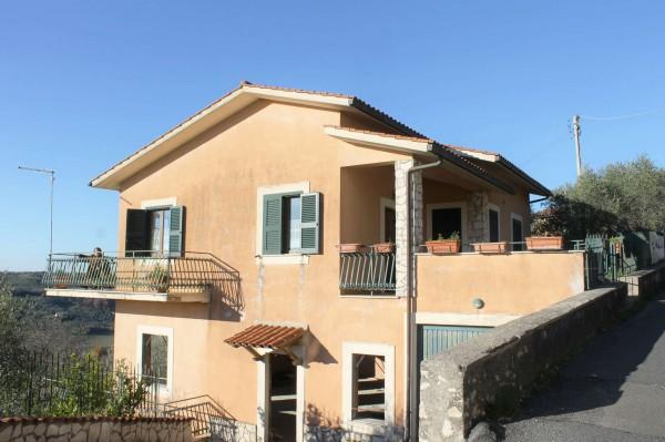 Villa in vendita a Casperia, Con giardino, 300 mq - Foto 2