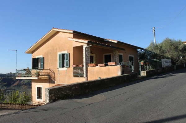 Villa in vendita a Casperia, Con giardino, 300 mq - Foto 5