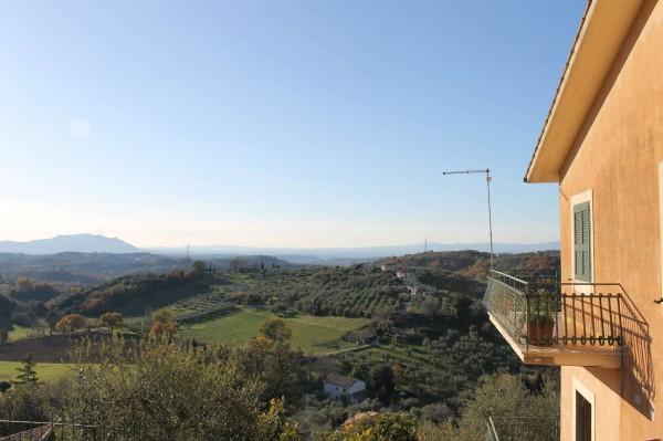 Villa in vendita a Casperia, Con giardino, 300 mq