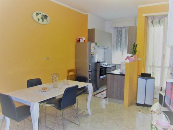 Appartamento in affitto a Nichelino, Centro, 50 mq