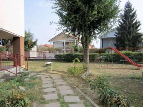 Appartamento in vendita a Vinovo, Con giardino, 90 mq