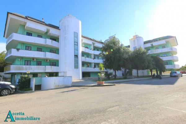Appartamento in vendita a Taranto, Residenziale, Con giardino, 97 mq - Foto 4