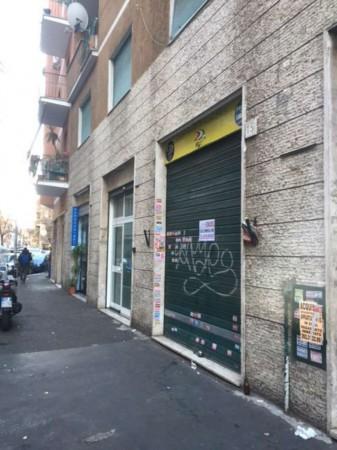 Negozio in vendita a Roma, Pigneto, 28 mq