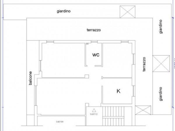 Appartamento in vendita a Roma, Montespaccato, 100 mq - Foto 2