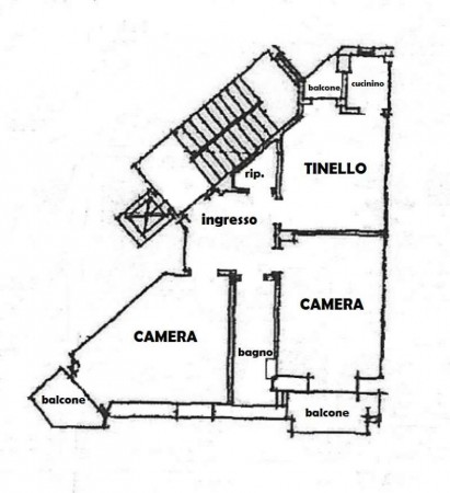 Appartamento in vendita a Torino, 76 mq - Foto 9