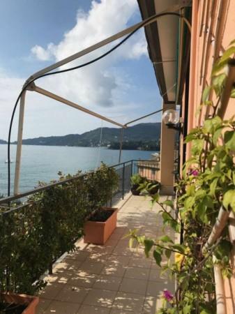 Appartamento in vendita a Rapallo, Mare, Arredato, 100 mq - Foto 1