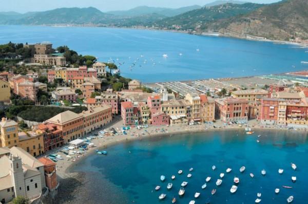 Appartamento in vendita a Rapallo, Mare, Arredato, 100 mq - Foto 2