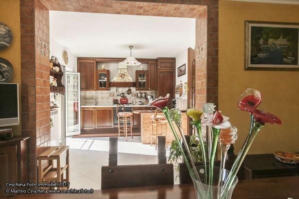 Casa indipendente in vendita a Campomorone, Con giardino, 120 mq