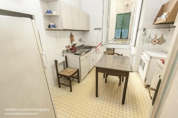 Appartamento in vendita a Genova, Con giardino, 220 mq - Foto 12