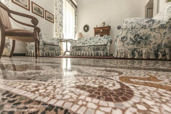 Appartamento in vendita a Genova, Con giardino, 220 mq