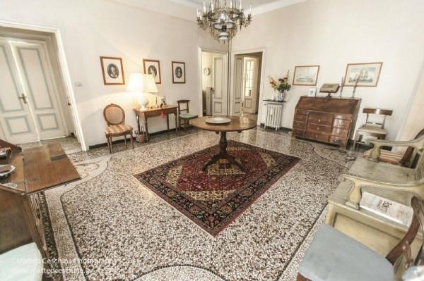 Appartamento in vendita a Genova, Con giardino, 220 mq - Foto 22