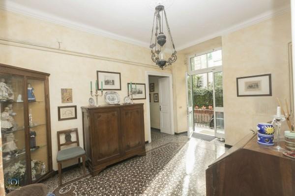 Appartamento in vendita a Genova, Con giardino, 160 mq - Foto 1