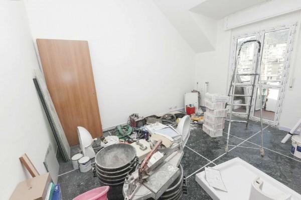 Appartamento in vendita a Genova, Vesuvio, 78 mq - Foto 5