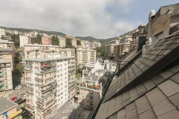 Appartamento in vendita a Genova, Vesuvio, 78 mq - Foto 6