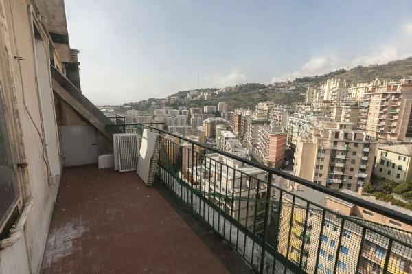 Appartamento in vendita a Genova, Vesuvio, 78 mq - Foto 21